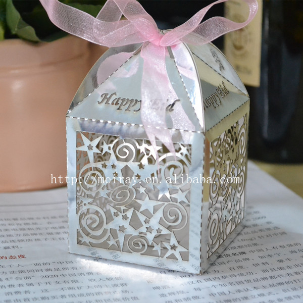 Happy Eid Favor Boxes For Cake Happy Eid Party Decorations