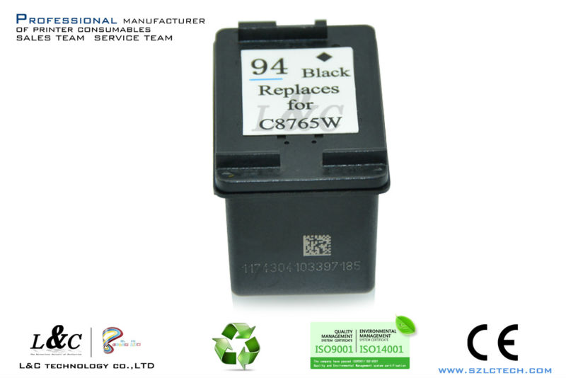 china ink cartridges comaptible ink cartridge for hp94