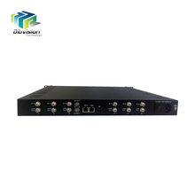 8 channels SD dvbs2 used iptv transcoder broadcast equipment for sale