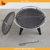 Antique Bronze barbeque fire pit