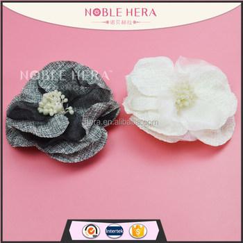 Large artificial flaxsilk flower hair clips buy flower hair clips large artificial flaxsilk flower hair clips mightylinksfo