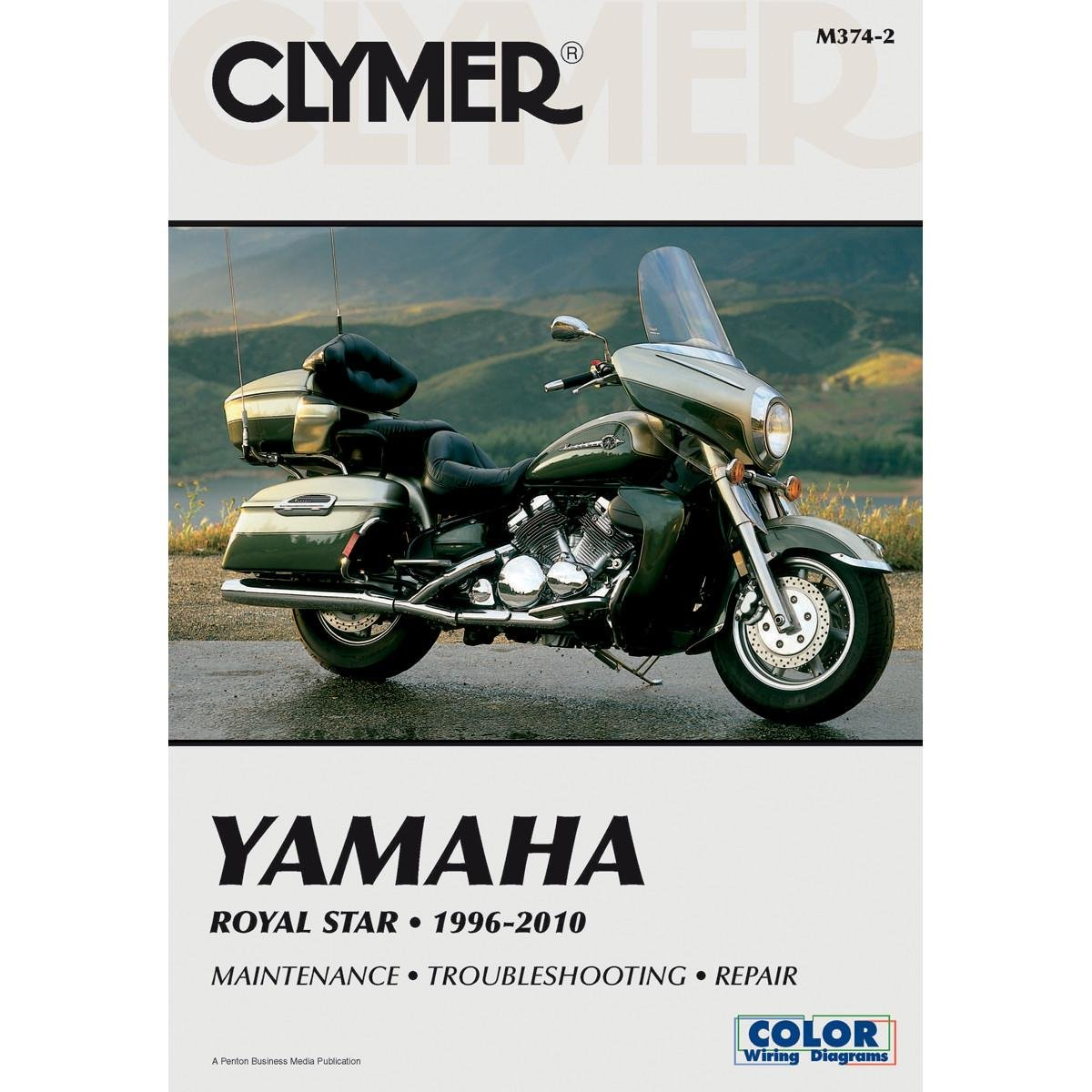 Get Quotations · Clymer Yamaha Royal Star (1996-2010)