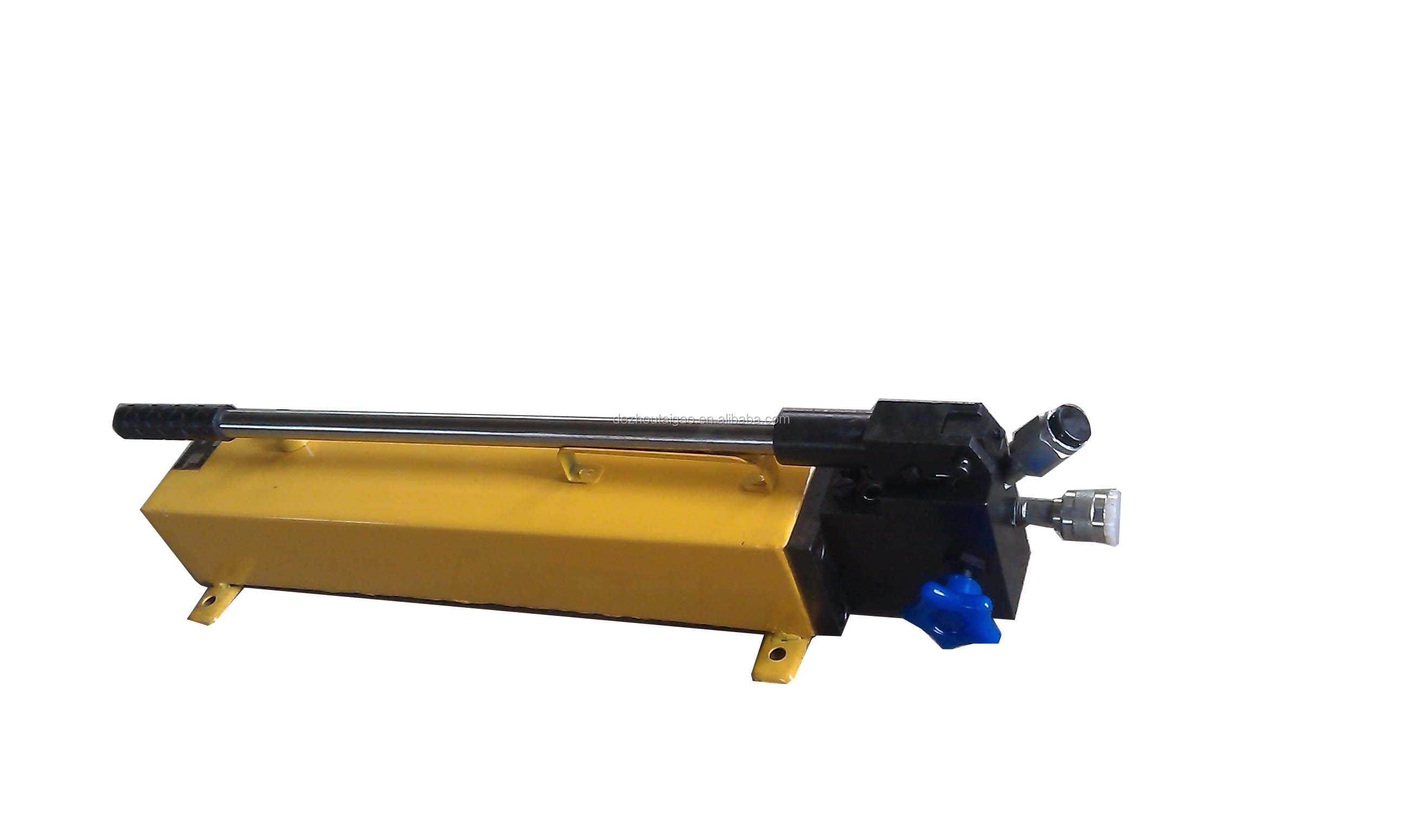 Light weight two speed hydraulic steel hand pump for sale