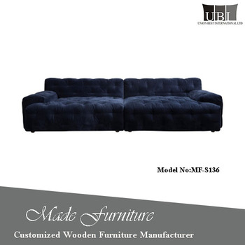 2017 latest design sectional chesterfield sofa blue velvet sofa  sc 1 st  Alibaba : chesterfield sofa sectional - Sectionals, Sofas & Couches