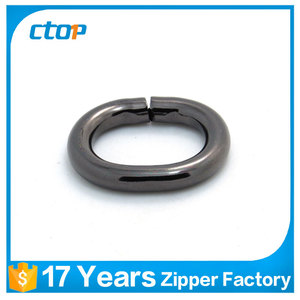Factory Price Metal Bag Accessories O Rings