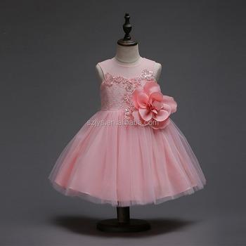 9fd9c0c2c 2017 birthday dress for girl of 3-8 years old baby girl wedding dress