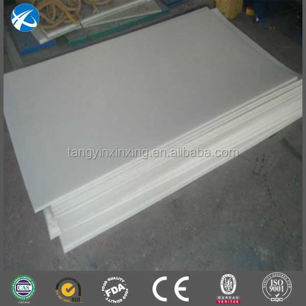Excellent quality natural white hdpe sheet uhmw plastic liner