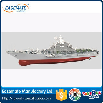 1:275 Scale Aircraft Carrier Model Ship For Sale
