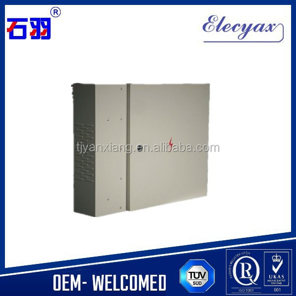 Wall mount cabinet/ip55 cabinet /electrical control box/metal enclosure SK-7555