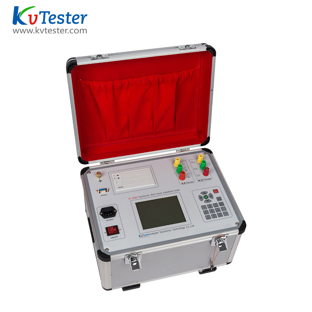 Winding Deformation Tester For Transformers Test - Buy Winding Deformation  Tester For Transformers Test,Transformer Winding Impedance