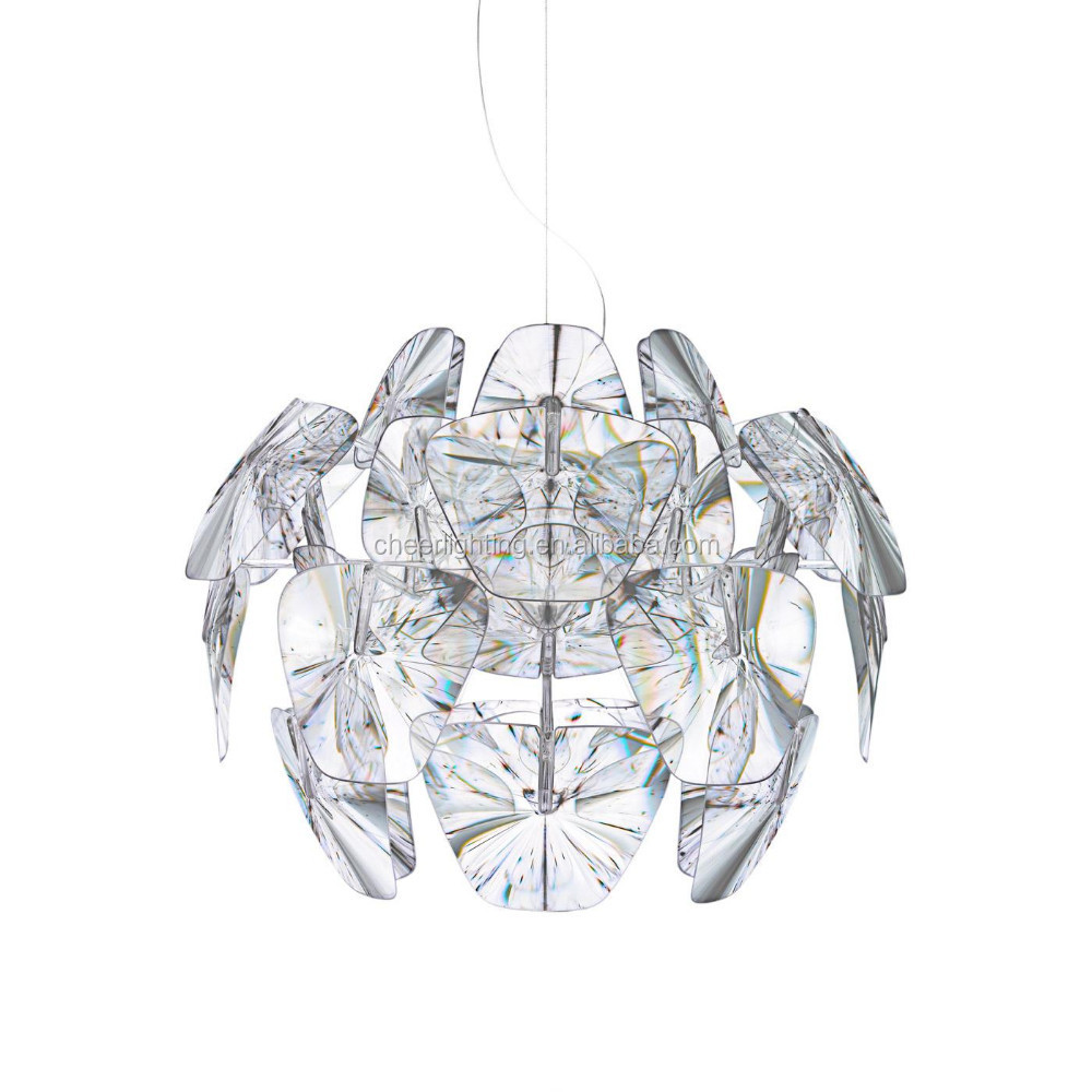 Cheer Lighting Wholesale The Brand New <strong>Modern</strong> Designer Clean Luceplan Hope Pendant Light S/M/L Size For Choice