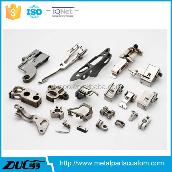 CNC high precision general use pepper mill parts
