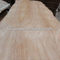 Natural Pencil Cedar Wood Veneer with Good Quality