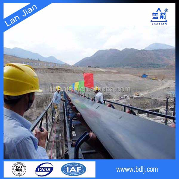 portable silicone cooling conveyor belt
