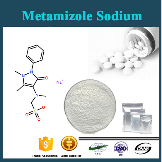 Good Quality Novalgin,Metamizole Sodium,Dipyrone Cas 68-89-3