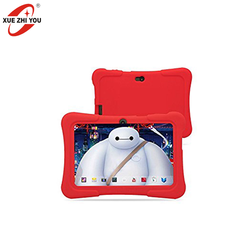 Best Cheapest 7 Inch Interactive Educational Tablet For Kids 3G WCDMA Android Tablet PC 1GB RAM 8GB ROM OEM ODM Chinese Supplier