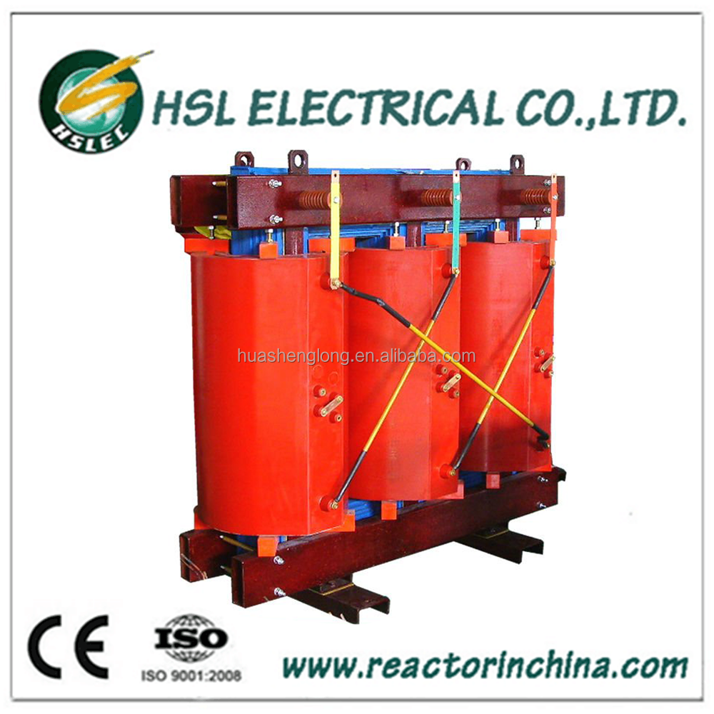 high voltage dry type transformer specification 33kv 1600kva