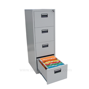 Four Drawer Metal Filing Cabinet,Cheap Steel CD File Cabinet