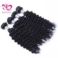 2018 New Coming Factory In Stock Can be Bleached Dyeable Virgin Brazilian Deep Curly Hair for black woman