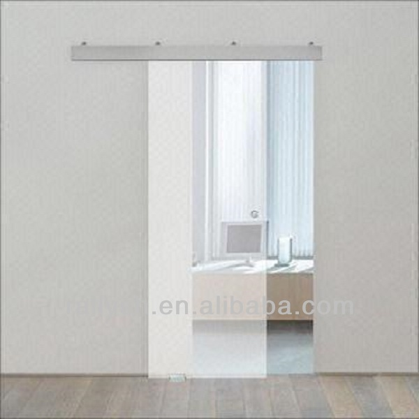 Hanging doors everything i wished iu0027d known before for Aluminum sliding glass doors