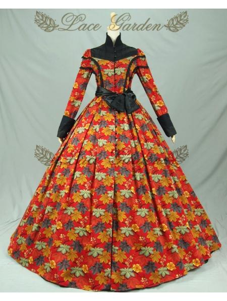 vintage ballgown pattern