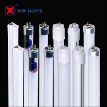 Dimmable 9w 12w 18W 2700k 4000k 6500k CCT Adjustable T8 led tube