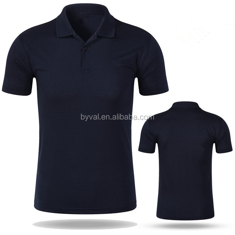 Oem wholesale t shirts polo 100 cotton custom polo logo Wholesale polo t shirts