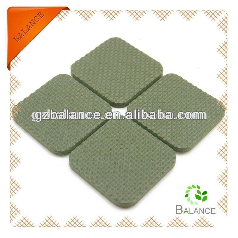 blister card package EVA foam adhesive furniture leg pad