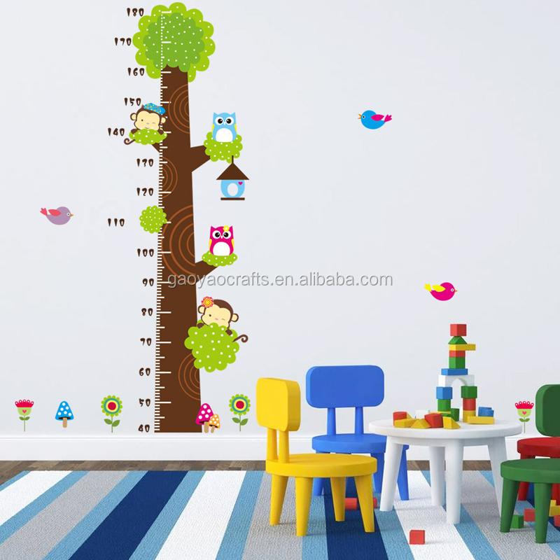 Venta al por mayor animales de dibujos animados mono búho altura ...