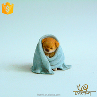 Resin Figurines Polyresin Animal Dog Figurine