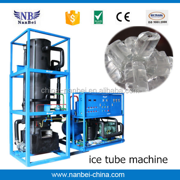 Pre-cooling Italian fruit soft serve ice cream machine
