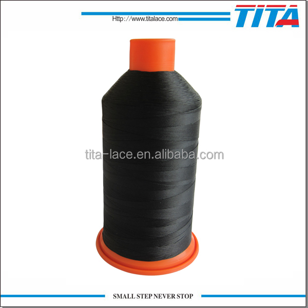 High tenacity 120D/2 Polyester anchor embroidery thread for weaving