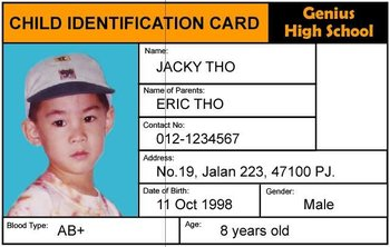 Card Product - Id Alibaba Buy com School Child Cards On Custom-designed