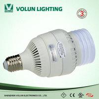 Light weight high lumen led bulb e27 50w use as outdoor lighting led garden post lamp