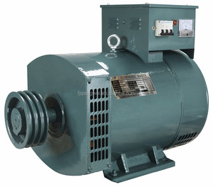 St-10 10kw brush ac alternator with alibaba stock price