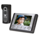 7 Inch TFT Touch Screen Color Video Door Phones Night Vision Intercom System