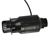 Mini brushless 12v dc solar submersible water pump for air conditioner CE, Rohs, UL,SGS, 5-15L/Min, 0.5-3m, 3-25W, within 35db