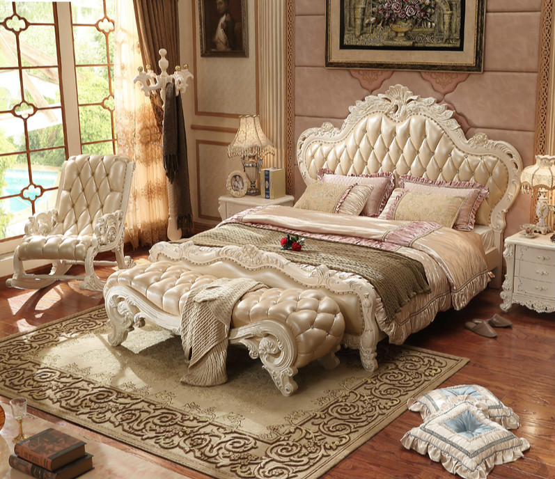 New Fashion Malaysia Solid Wood Bedroom Furniture - Buy Solid Wood ...