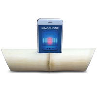bamboo speakers for iPhone6 /6 plus, simple style, super sound effect
