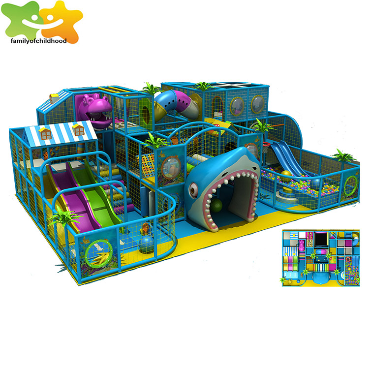 Kids Play Area Design