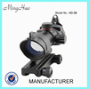 Minghao Airsoft ACOG Type 1x30 Red Green Dot Sight Gun Scope