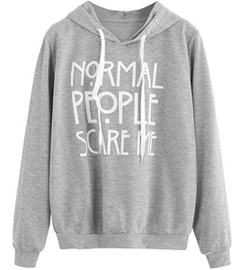 Design your own plain blank high quality hoodies wholesale
