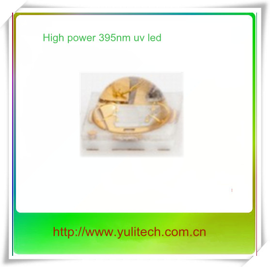 High power 395nm 405nm 3W UV LED diode curing 900-1000mW optical output