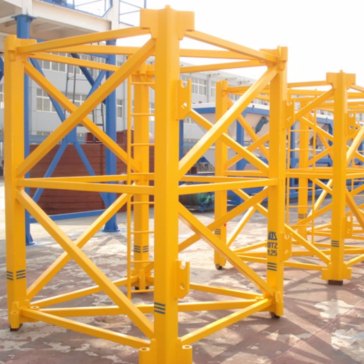 Hongda 8t Tower Crane Lifting Crane Machine For Sale