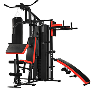 2018 new multi strength fitness 4 station home gym equipment,home gym equipment multi station fitness