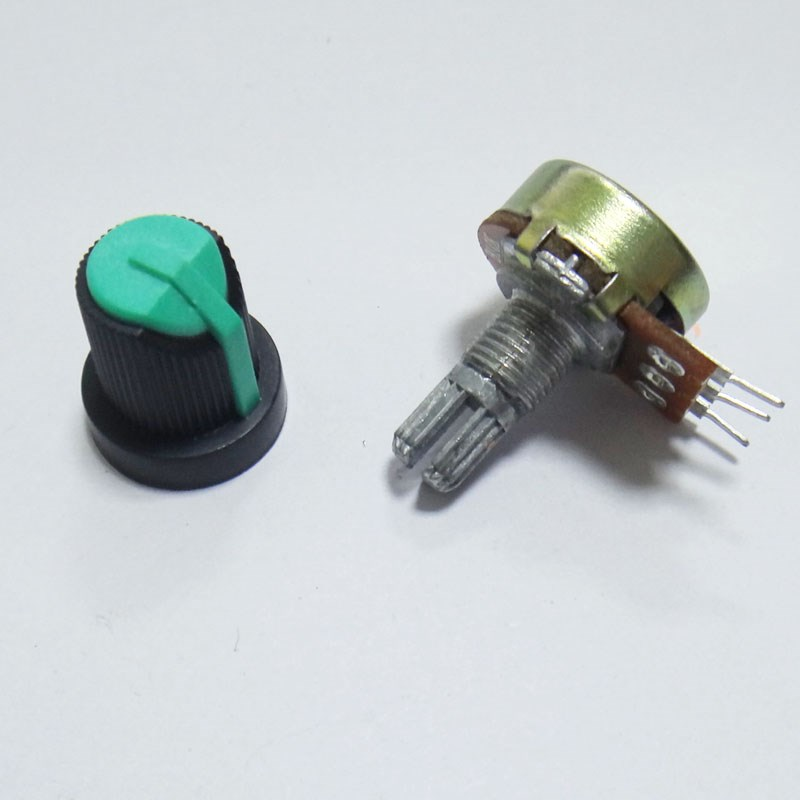 Factory direct sale A1 plastic Potentiometer Knob,color knobs, Audio Parts