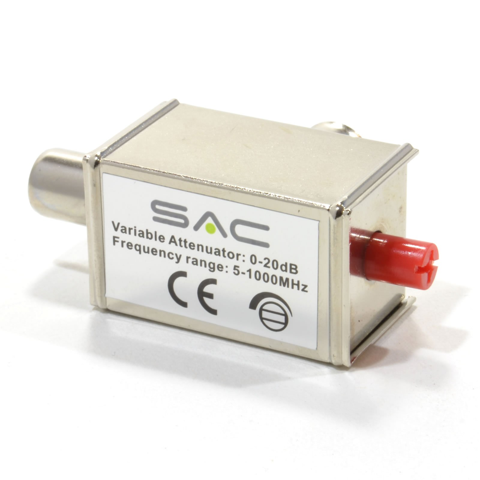 Cheap Mic Attenuator Find Deals On Line At Alibabacom Voltage Controlled Get Quotations Kenable Sac Variable 0 20db Frequency Range 100mhz Adapter
