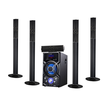 USB SD FM Bluetooth DVD Hometheater System Subwoofer Speaker 5.1 Home <span class=keywords><strong>Theater</strong></span>
