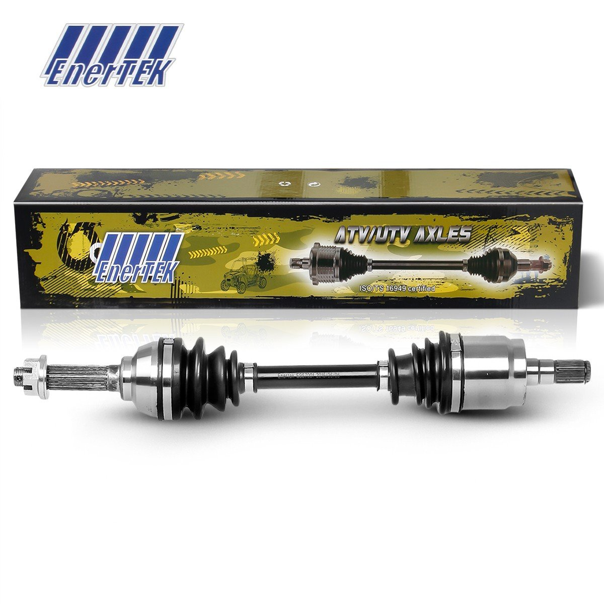 Suzuki King Quad 400 Front Left CV Axle Joint Drive Shaft 2008 2009 2010 2011 2012 2013 2014 2015