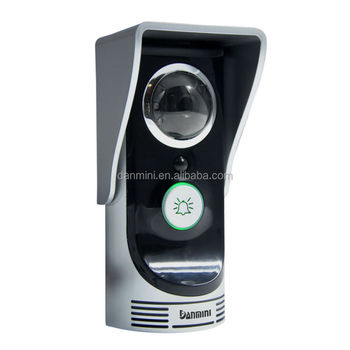 Damini Smart Phone App control Video door phone for IOS and Android  intercom, View wireless video door phone, Danmini Product Details from  Shenzhen